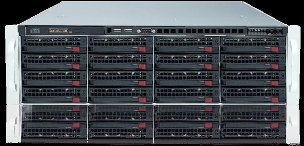 VeeroTech Supermicro Server